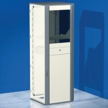 Сборный напольный шкаф CQCE для установки ПК